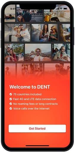 DENT App iOS 4 image 1