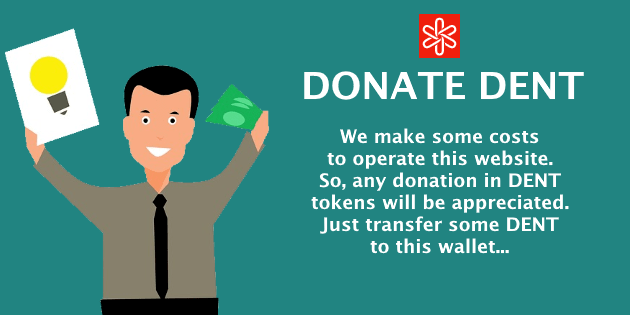 Donate DENT