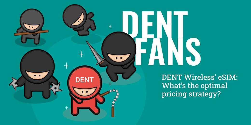 DENT Wireless What is the optiomal pricing strategy